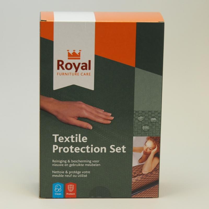 Textiel beschermer set