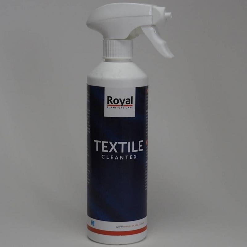 Textiel cleaner